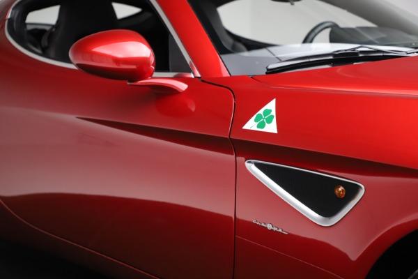 Used 2008 Alfa Romeo 8C Competizione for sale Call for price at Maserati of Westport in Westport CT 06880 27