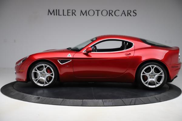 Used 2008 Alfa Romeo 8C Competizione for sale Call for price at Maserati of Westport in Westport CT 06880 3