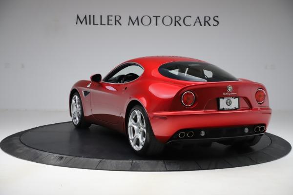 Used 2008 Alfa Romeo 8C Competizione for sale Call for price at Maserati of Westport in Westport CT 06880 5
