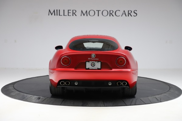 Used 2008 Alfa Romeo 8C Competizione for sale Call for price at Maserati of Westport in Westport CT 06880 6