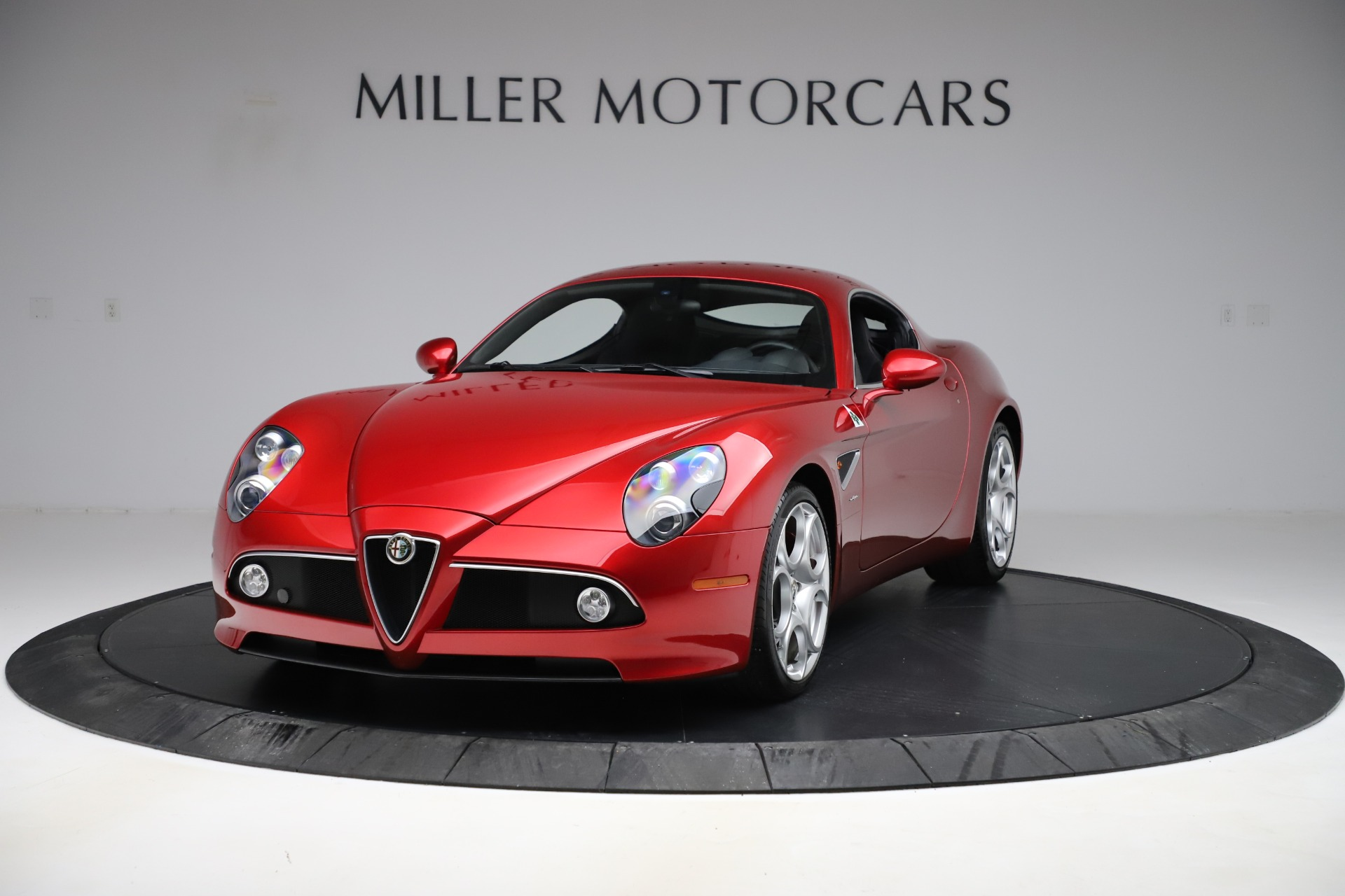 Used 2008 Alfa Romeo 8C Competizione for sale Call for price at Maserati of Westport in Westport CT 06880 1