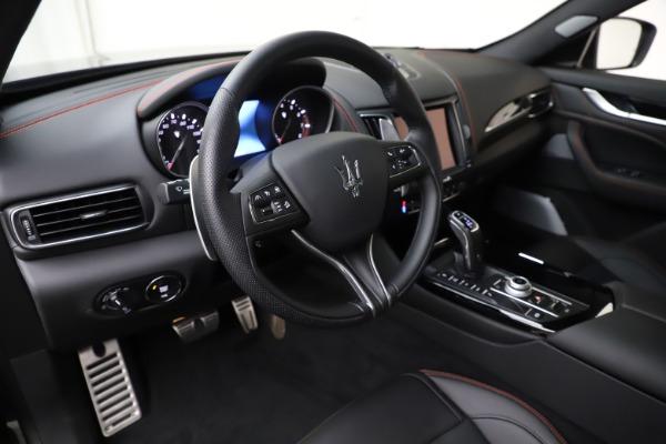 New 2019 Maserati Levante Q4 GranSport for sale Call for price at Maserati of Westport in Westport CT 06880 13