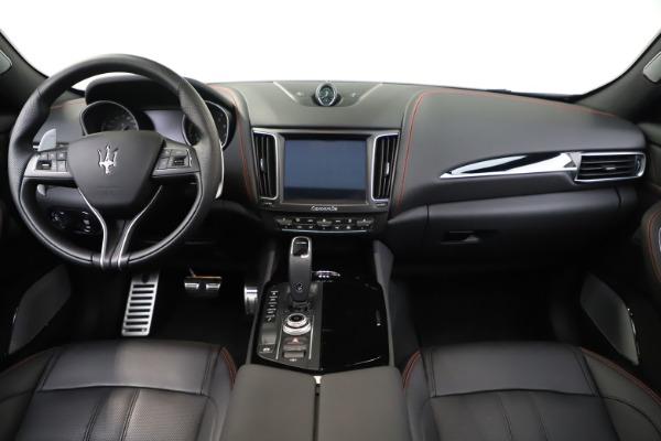 New 2019 Maserati Levante Q4 GranSport for sale Call for price at Maserati of Westport in Westport CT 06880 16