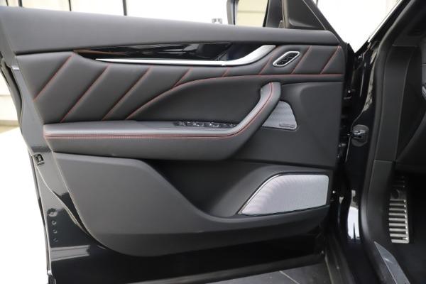 New 2019 Maserati Levante Q4 GranSport for sale Call for price at Maserati of Westport in Westport CT 06880 17