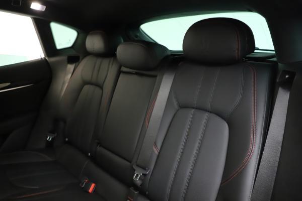 New 2019 Maserati Levante Q4 GranSport for sale Call for price at Maserati of Westport in Westport CT 06880 20