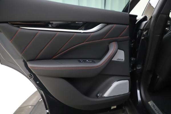 New 2019 Maserati Levante Q4 GranSport for sale Call for price at Maserati of Westport in Westport CT 06880 21