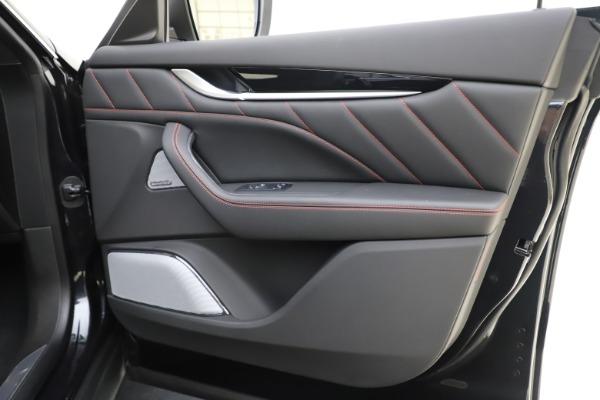 New 2019 Maserati Levante Q4 GranSport for sale Call for price at Maserati of Westport in Westport CT 06880 25
