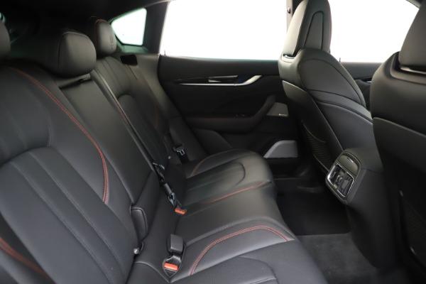 New 2019 Maserati Levante Q4 GranSport for sale Call for price at Maserati of Westport in Westport CT 06880 27