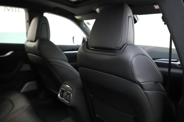 New 2019 Maserati Levante Q4 GranSport for sale Call for price at Maserati of Westport in Westport CT 06880 28