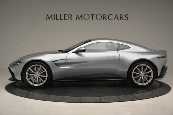 Used 2019 Aston Martin Vantage Coupe for sale $139,900 at Maserati of Westport in Westport CT 06880 3