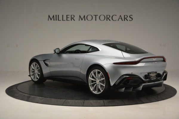 Used 2019 Aston Martin Vantage Coupe for sale $139,900 at Maserati of Westport in Westport CT 06880 4