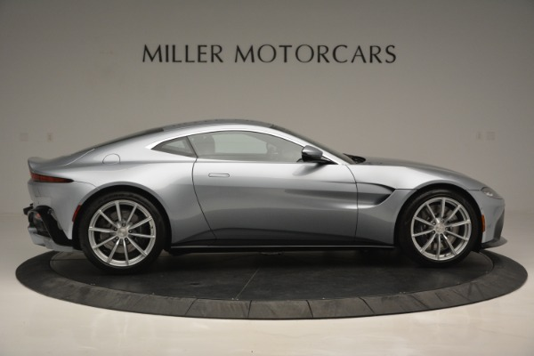 Used 2019 Aston Martin Vantage Coupe for sale $139,900 at Maserati of Westport in Westport CT 06880 9