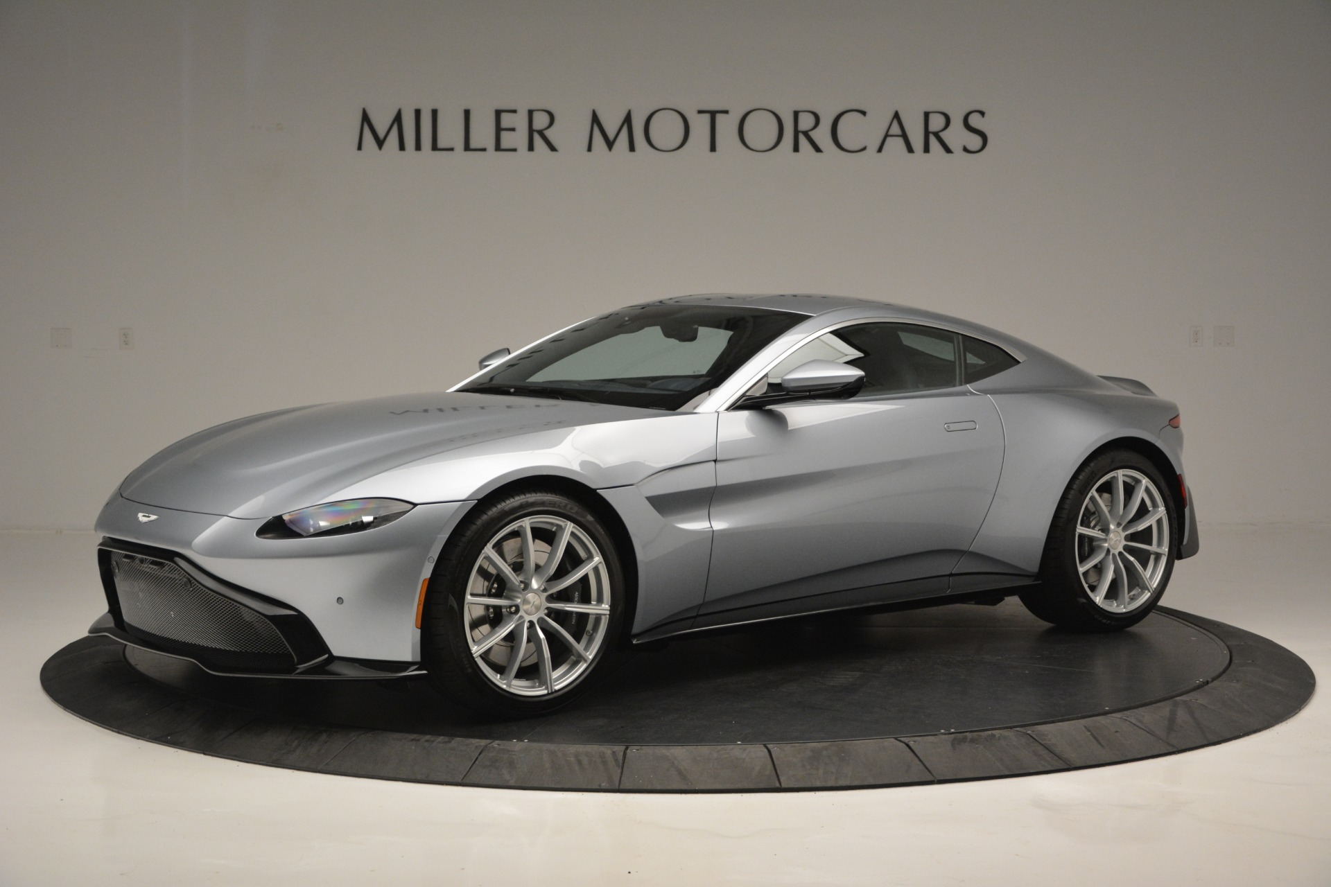Used 2019 Aston Martin Vantage Coupe for sale $139,900 at Maserati of Westport in Westport CT 06880 1