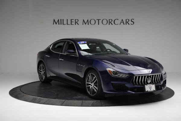 New 2019 Maserati Ghibli S Q4 for sale $90,765 at Maserati of Westport in Westport CT 06880 11