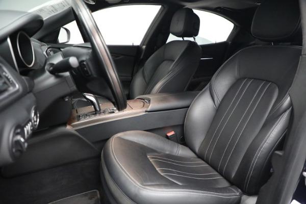 New 2019 Maserati Ghibli S Q4 for sale $90,765 at Maserati of Westport in Westport CT 06880 13