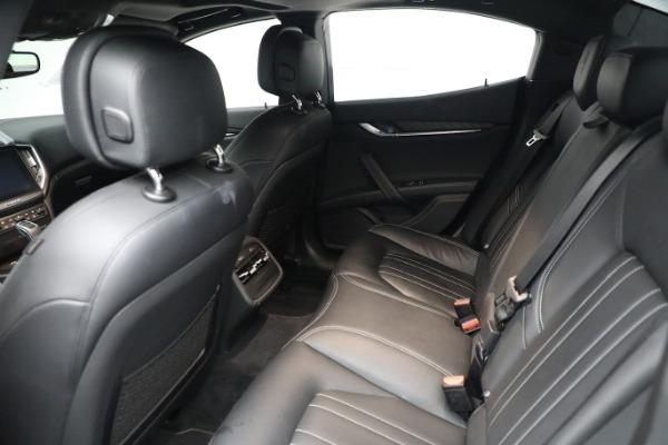 New 2019 Maserati Ghibli S Q4 for sale $90,765 at Maserati of Westport in Westport CT 06880 14