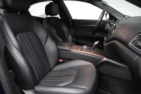 New 2019 Maserati Ghibli S Q4 for sale $90,765 at Maserati of Westport in Westport CT 06880 17