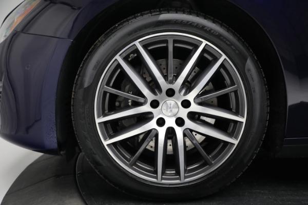 New 2019 Maserati Ghibli S Q4 for sale $90,765 at Maserati of Westport in Westport CT 06880 20