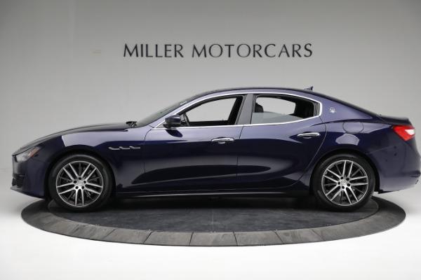 New 2019 Maserati Ghibli S Q4 for sale $90,765 at Maserati of Westport in Westport CT 06880 3