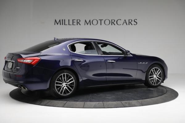 New 2019 Maserati Ghibli S Q4 for sale $90,765 at Maserati of Westport in Westport CT 06880 8