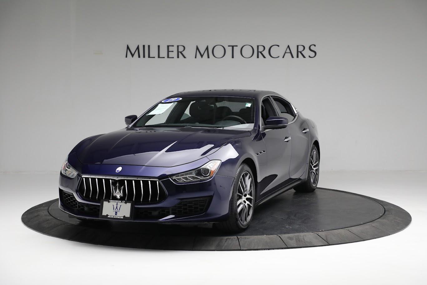 New 2019 Maserati Ghibli S Q4 for sale $90,765 at Maserati of Westport in Westport CT 06880 1
