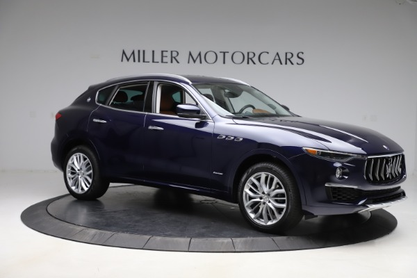 New 2019 Maserati Levante GranLusso for sale Sold at Maserati of Westport in Westport CT 06880 10