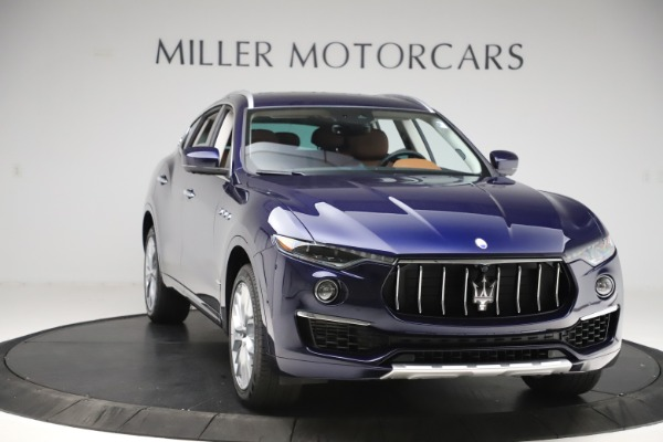 New 2019 Maserati Levante GranLusso for sale Sold at Maserati of Westport in Westport CT 06880 11