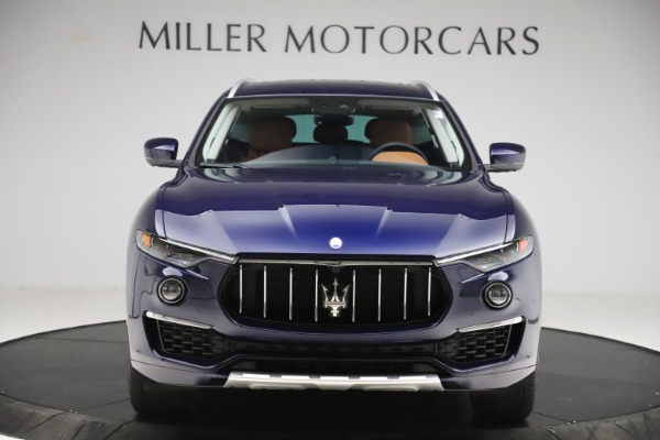 New 2019 Maserati Levante GranLusso for sale Sold at Maserati of Westport in Westport CT 06880 12