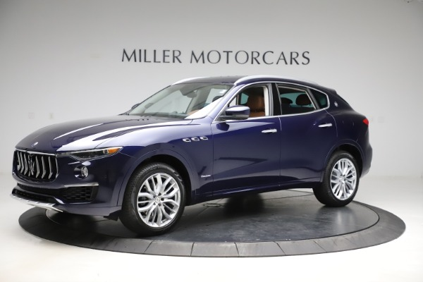 New 2019 Maserati Levante GranLusso for sale Sold at Maserati of Westport in Westport CT 06880 2
