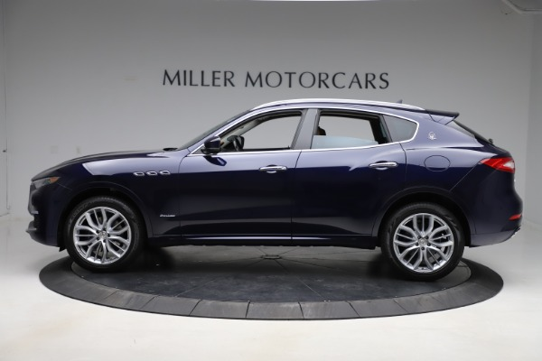 New 2019 Maserati Levante GranLusso for sale Sold at Maserati of Westport in Westport CT 06880 3