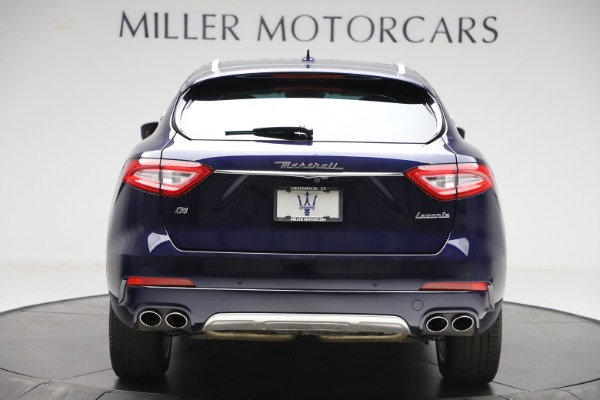 New 2019 Maserati Levante GranLusso for sale Sold at Maserati of Westport in Westport CT 06880 6