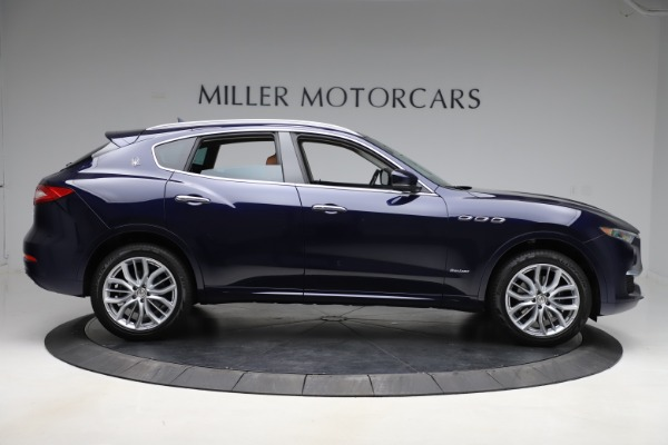 New 2019 Maserati Levante GranLusso for sale Sold at Maserati of Westport in Westport CT 06880 9