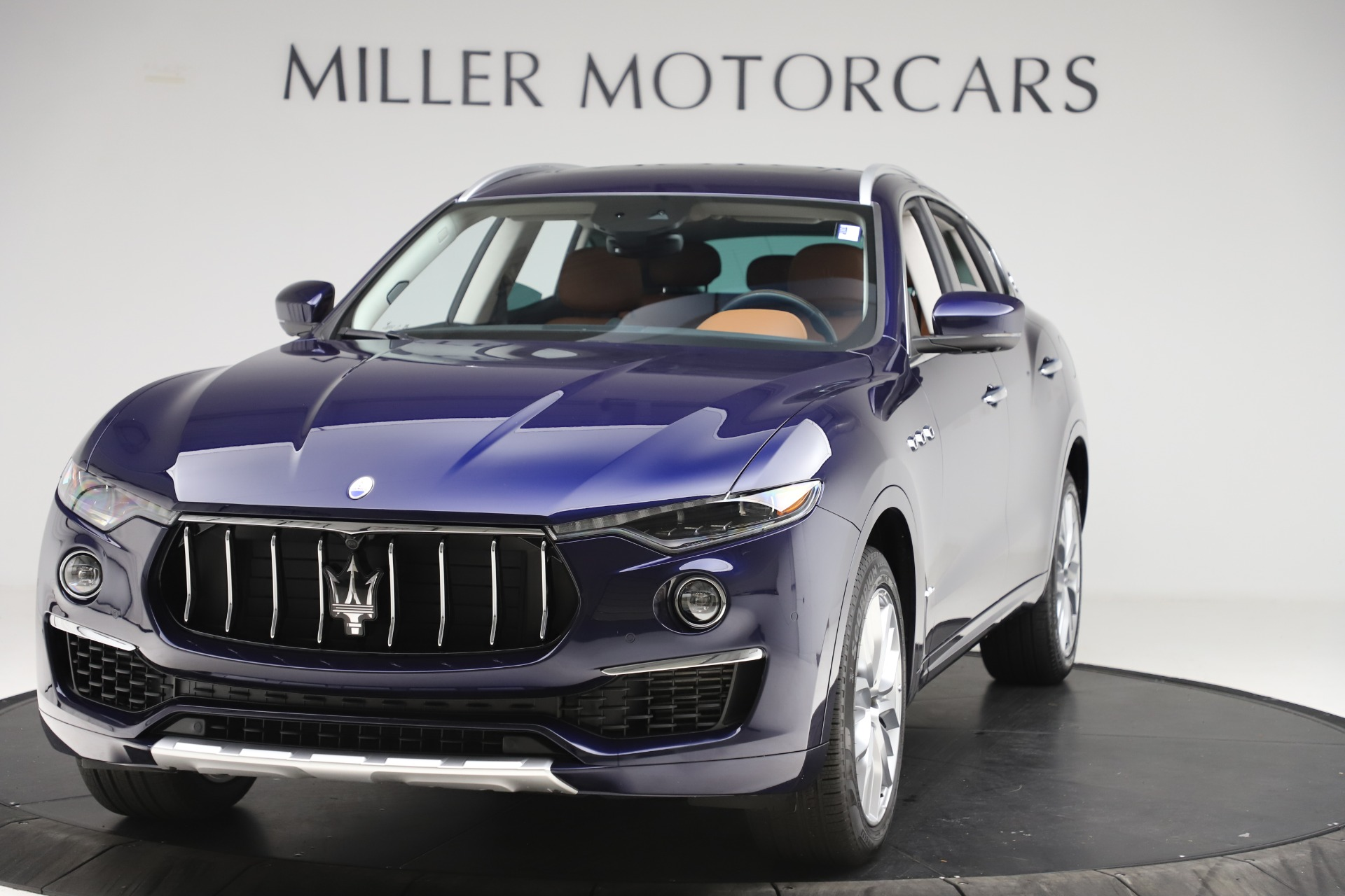 New 2019 Maserati Levante GranLusso for sale Sold at Maserati of Westport in Westport CT 06880 1