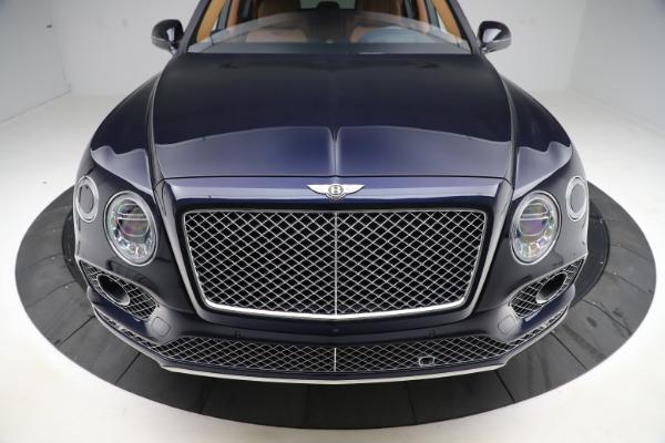 Used 2017 Bentley Bentayga W12 for sale $144,900 at Maserati of Westport in Westport CT 06880 12