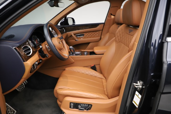 Used 2017 Bentley Bentayga W12 for sale Call for price at Maserati of Westport in Westport CT 06880 19