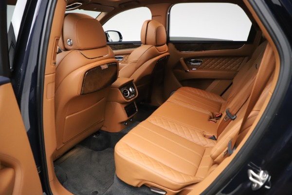 Used 2017 Bentley Bentayga W12 for sale Call for price at Maserati of Westport in Westport CT 06880 22