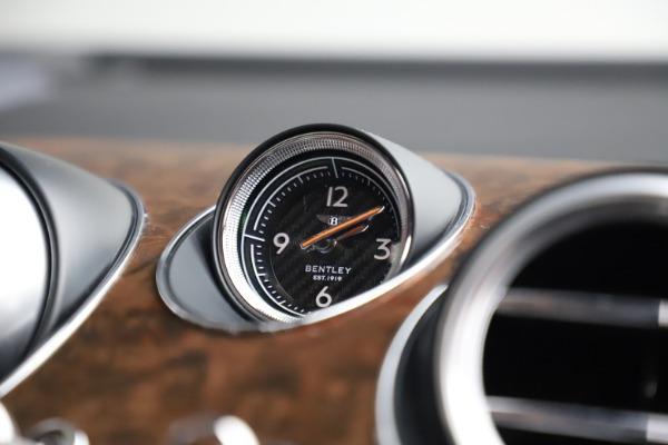 Used 2017 Bentley Bentayga W12 for sale $144,900 at Maserati of Westport in Westport CT 06880 25