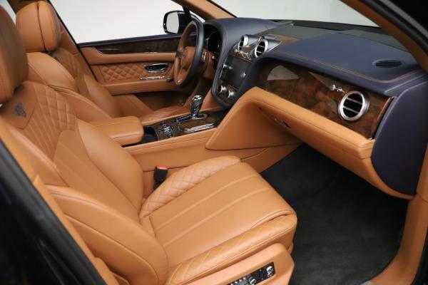 Used 2017 Bentley Bentayga W12 for sale $144,900 at Maserati of Westport in Westport CT 06880 26