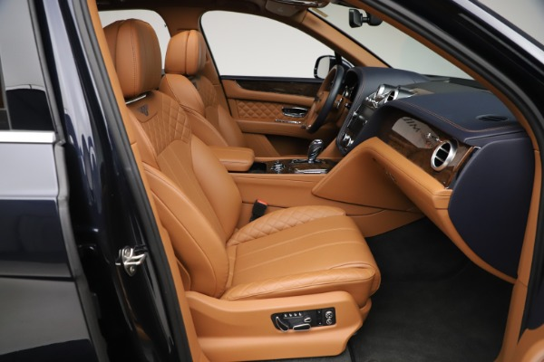 Used 2017 Bentley Bentayga W12 for sale Call for price at Maserati of Westport in Westport CT 06880 27