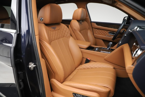 Used 2017 Bentley Bentayga W12 for sale Call for price at Maserati of Westport in Westport CT 06880 28