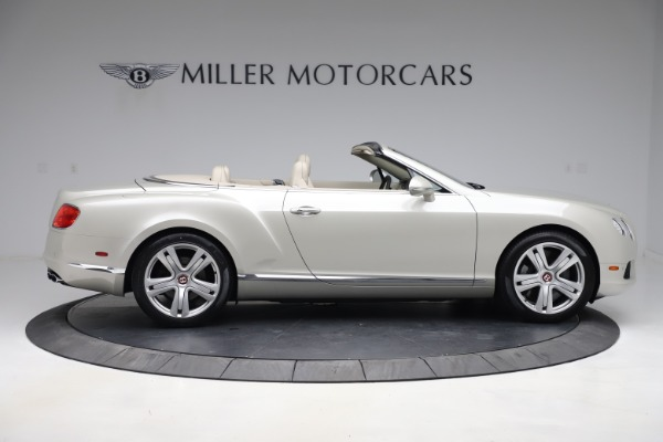 Used 2015 Bentley Continental GTC V8 for sale Sold at Maserati of Westport in Westport CT 06880 10
