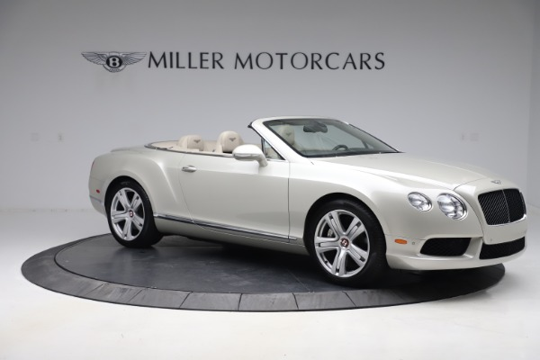 Used 2015 Bentley Continental GTC V8 for sale Sold at Maserati of Westport in Westport CT 06880 11