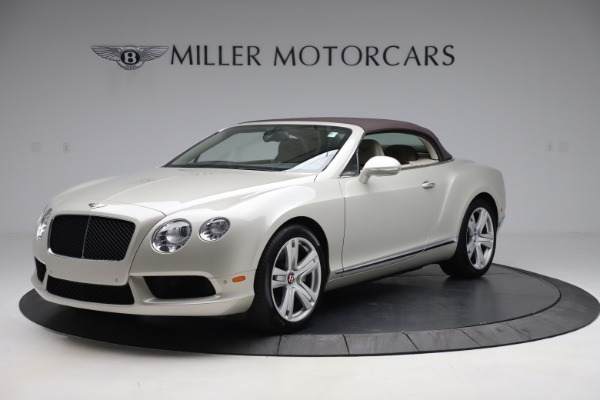 Used 2015 Bentley Continental GTC V8 for sale Sold at Maserati of Westport in Westport CT 06880 14