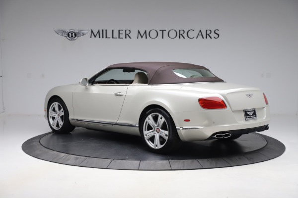 Used 2015 Bentley Continental GTC V8 for sale Sold at Maserati of Westport in Westport CT 06880 16