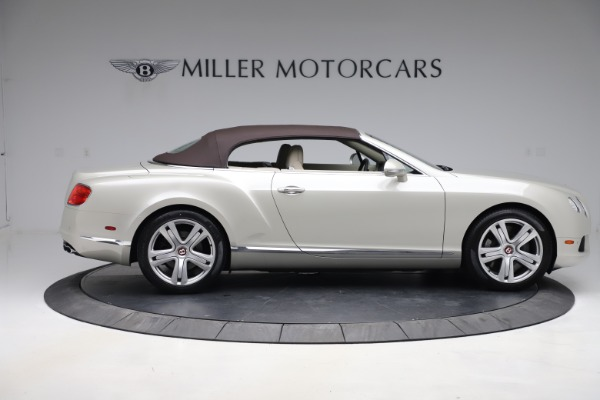 Used 2015 Bentley Continental GTC V8 for sale Sold at Maserati of Westport in Westport CT 06880 18
