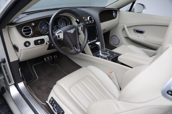 Used 2015 Bentley Continental GTC V8 for sale Sold at Maserati of Westport in Westport CT 06880 25