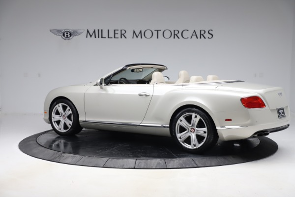 Used 2015 Bentley Continental GTC V8 for sale Sold at Maserati of Westport in Westport CT 06880 5