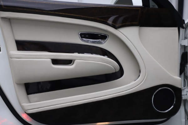 Used 2016 Bentley Mulsanne for sale $139,900 at Maserati of Westport in Westport CT 06880 16