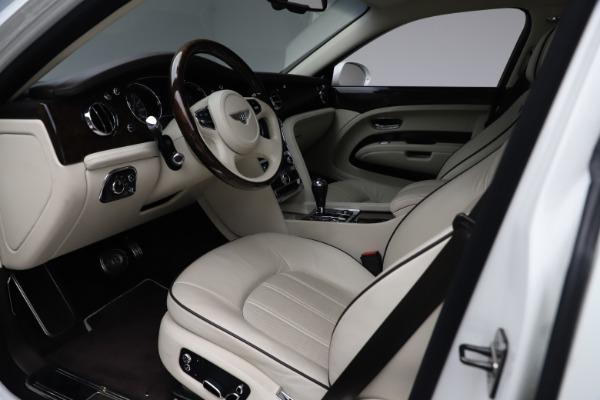 Used 2016 Bentley Mulsanne for sale $139,900 at Maserati of Westport in Westport CT 06880 17
