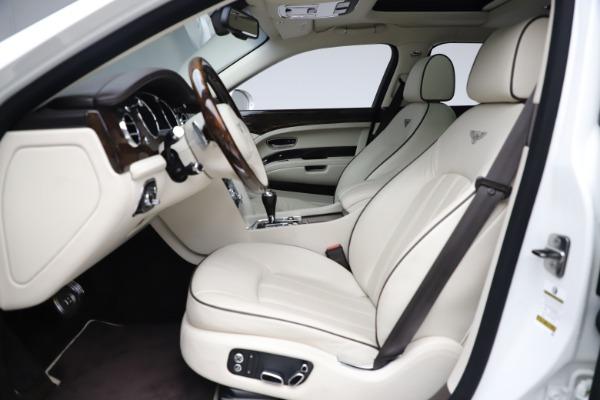Used 2016 Bentley Mulsanne for sale $139,900 at Maserati of Westport in Westport CT 06880 18